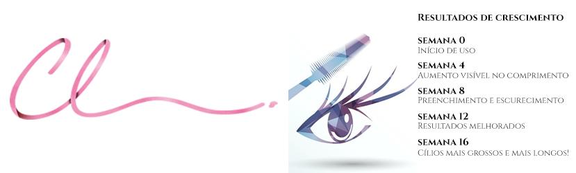 Ilustração Demonstrado os Efeitos do Latisse