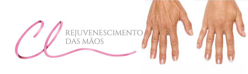 Rejuvenescimento das Mãos