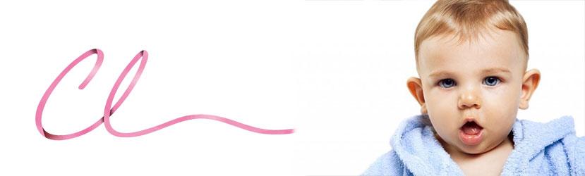 Ilustração de uma Criança com Orelhas Proeminentes