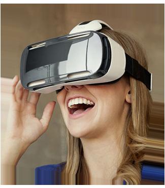 Óculos Para Cirurgia Plástica 3D
