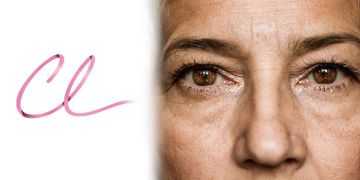Envelhecimento dos Olhos